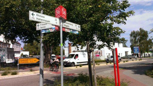 Radeln nach Zahlen im Havelland