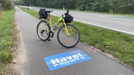 Spione am Havel Radweg